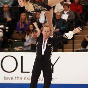 Rena Inoue and John Baldwin
