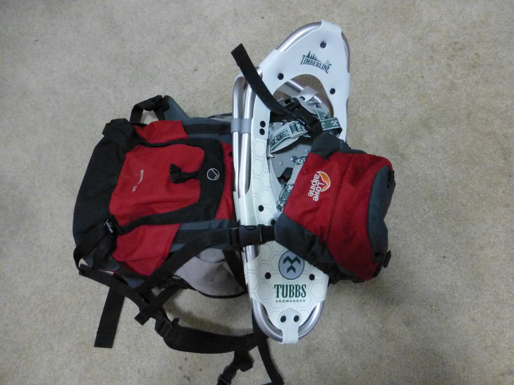 5 Ways to Attach Snowshoes to Your Backpack