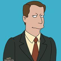 Al Gore on Futurama