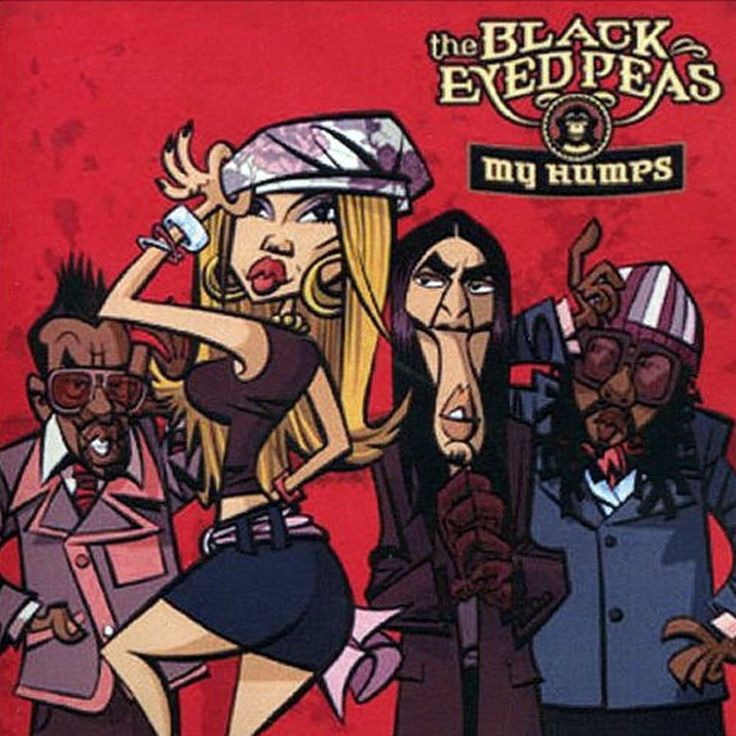 Black Eyed Peas My Humps cover