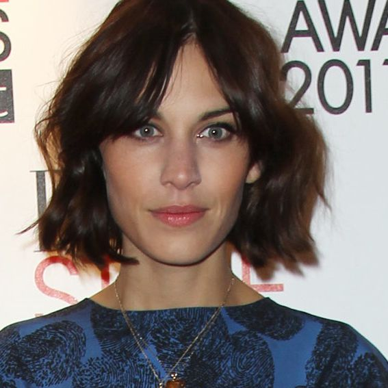 Photos Of Alexa Chung S Best Hairstyles