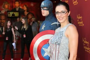 Madame Tussauds Hollywood Grand Opening Party For The ALL New MARVEL 4D Theater Experience