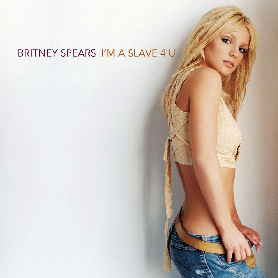 Album art for Britney Spears - I'm a Slave 4 U