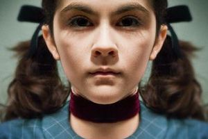 Orphan movie poster