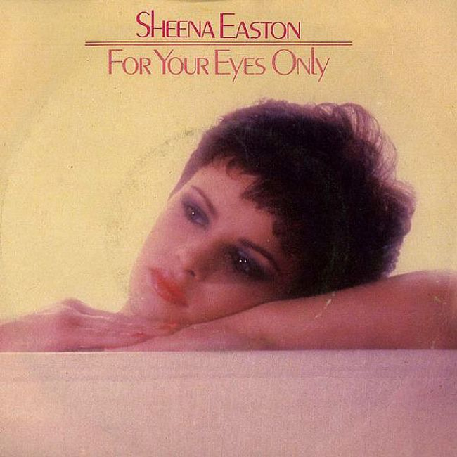 Sheena Easton For Your Eyes Only