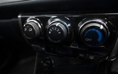 Car Air Conditioning Freon Leak Test