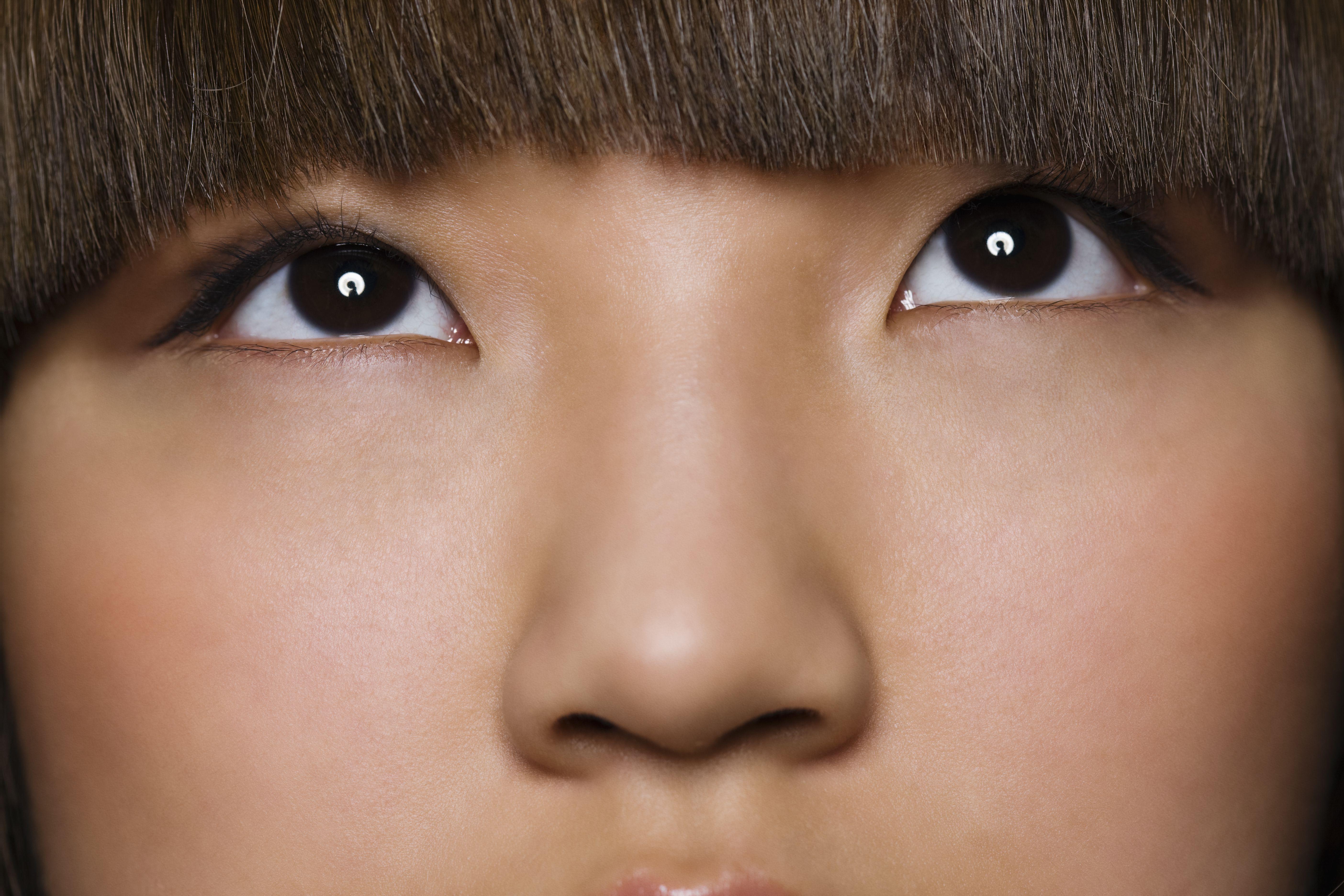 прострижка меха, монгольские глаза фото собрать ведру