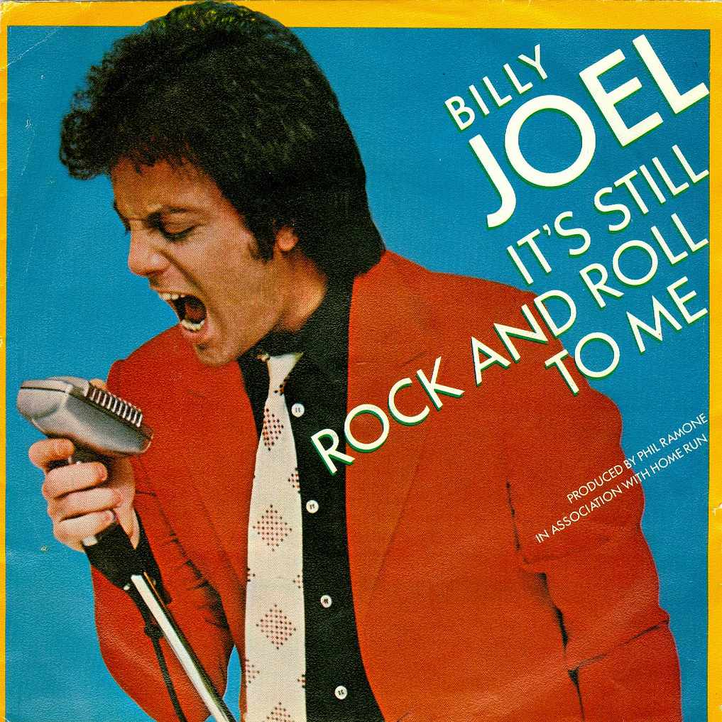Billy Joel It's Still Rock and Roll To Me