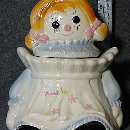 Maurice Ceramics Raggedy Ann