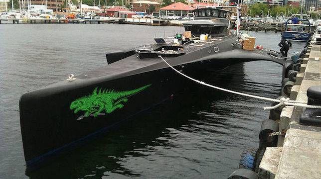 Sea Shepherd Gorija