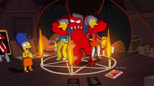 Marge, Patty and Selma - Treehouse of Horror XXIII