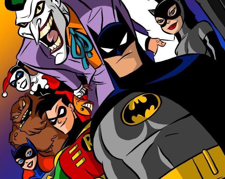 7 Best Characters Created for Batman: The Animated Series