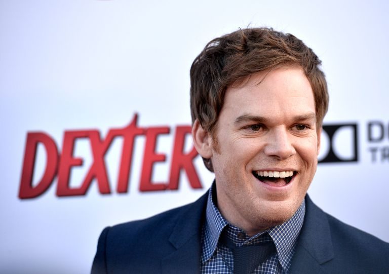 Michael C Hall of Dexter