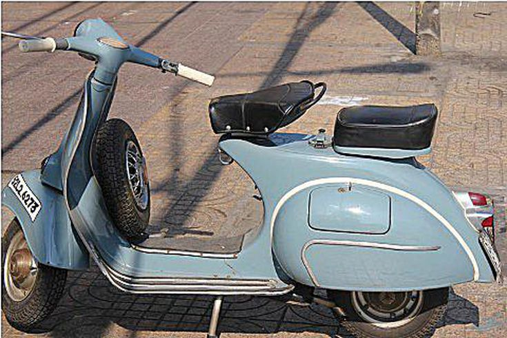 How to Restore a Classic Vespa
