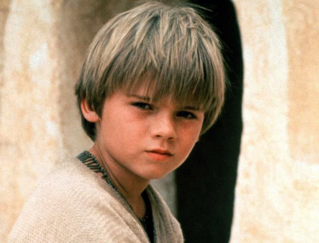 Jake Lloyd as Anakin Skywalker
