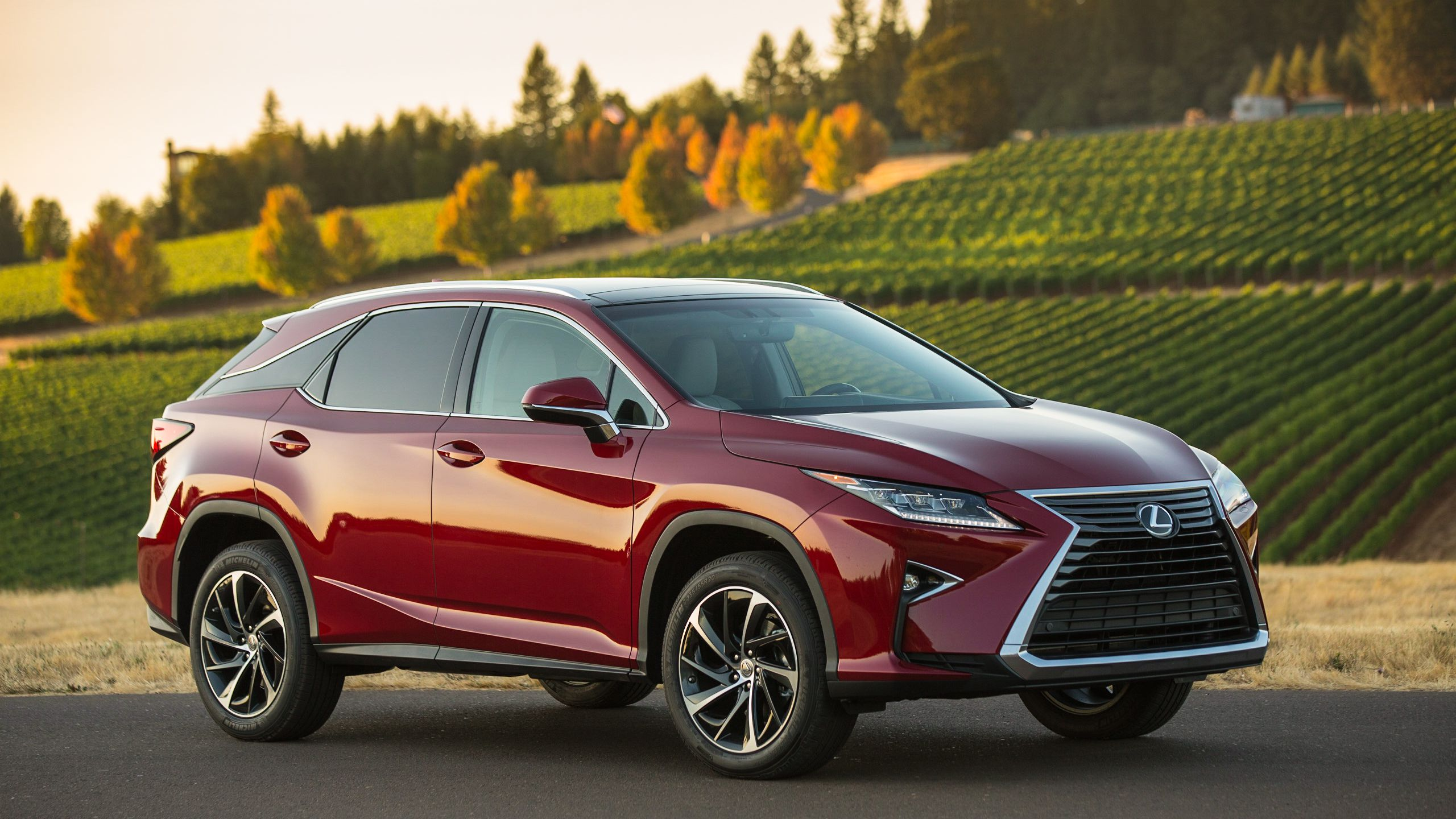 Lexus Sport Utility Vehicles And Crossovers