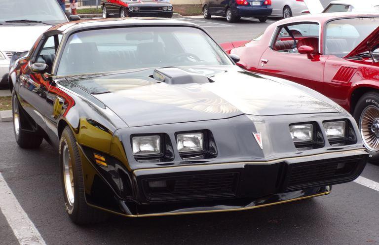 1979 Pontiac Trans Am Bandit SE