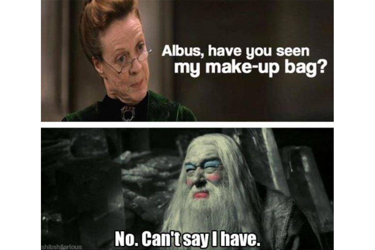 Albus dumbledore meme