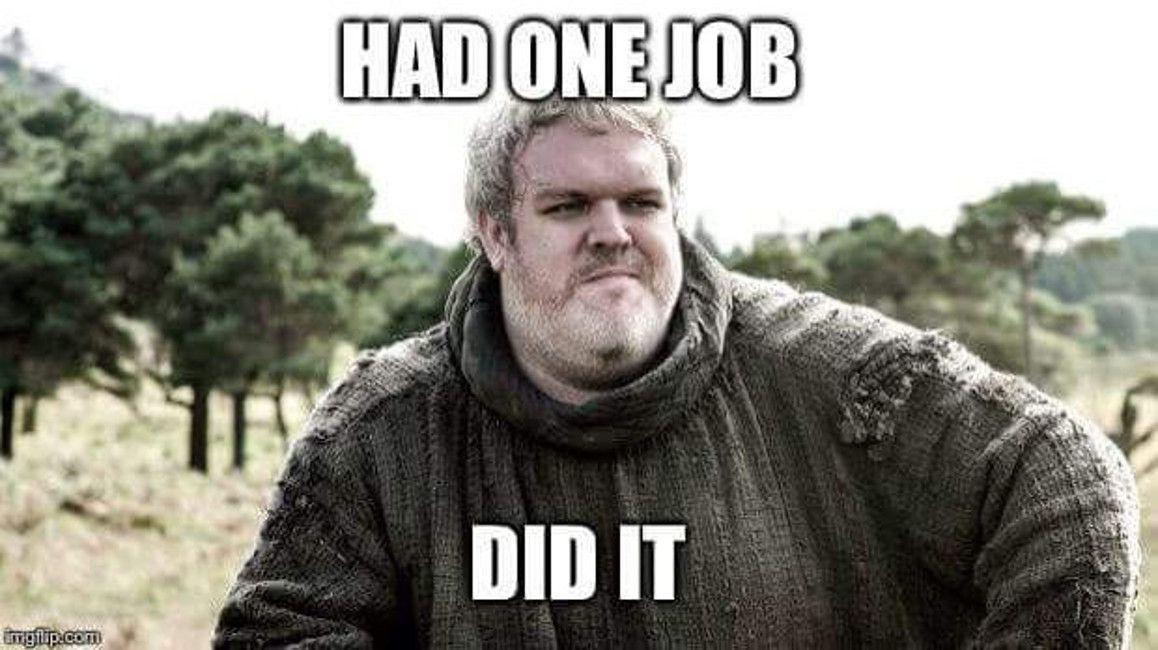 Hodor meme