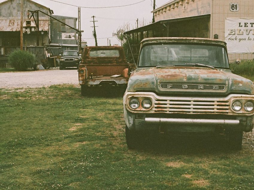 Used Car Salvage and Rebuilt Titles in Oklahoma