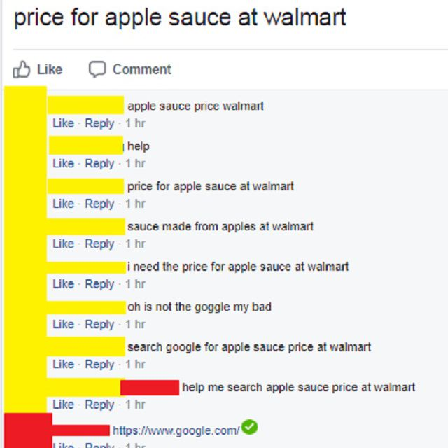 Funny Old People Who Don't Understand Facebook