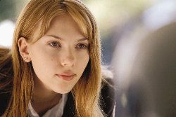Lost in Translation star Scarlett Johansson