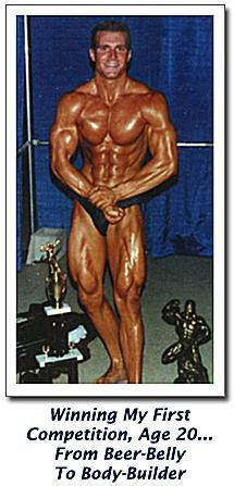 Natural Bodybuilder Tom Venuto