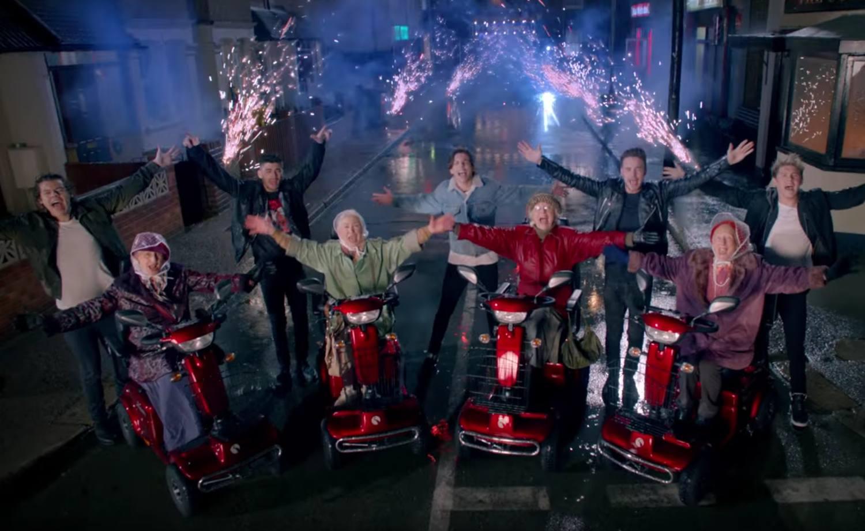 One Direction Midnight Memories Music Video