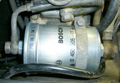 22re Fuel Filter