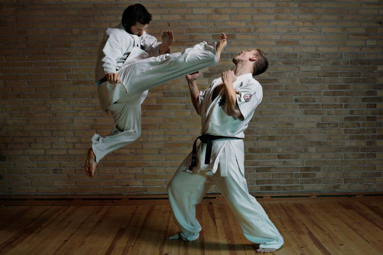 Martial Arts History: The Types of Karate