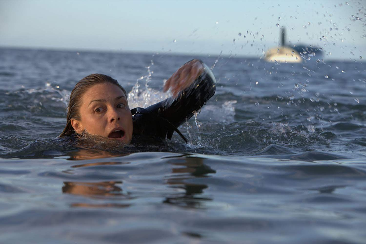 Zoe Naylor in The Reef (2010)