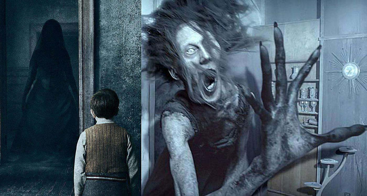 Horror Movie Crossovers: The Woman in Black vs. Mama