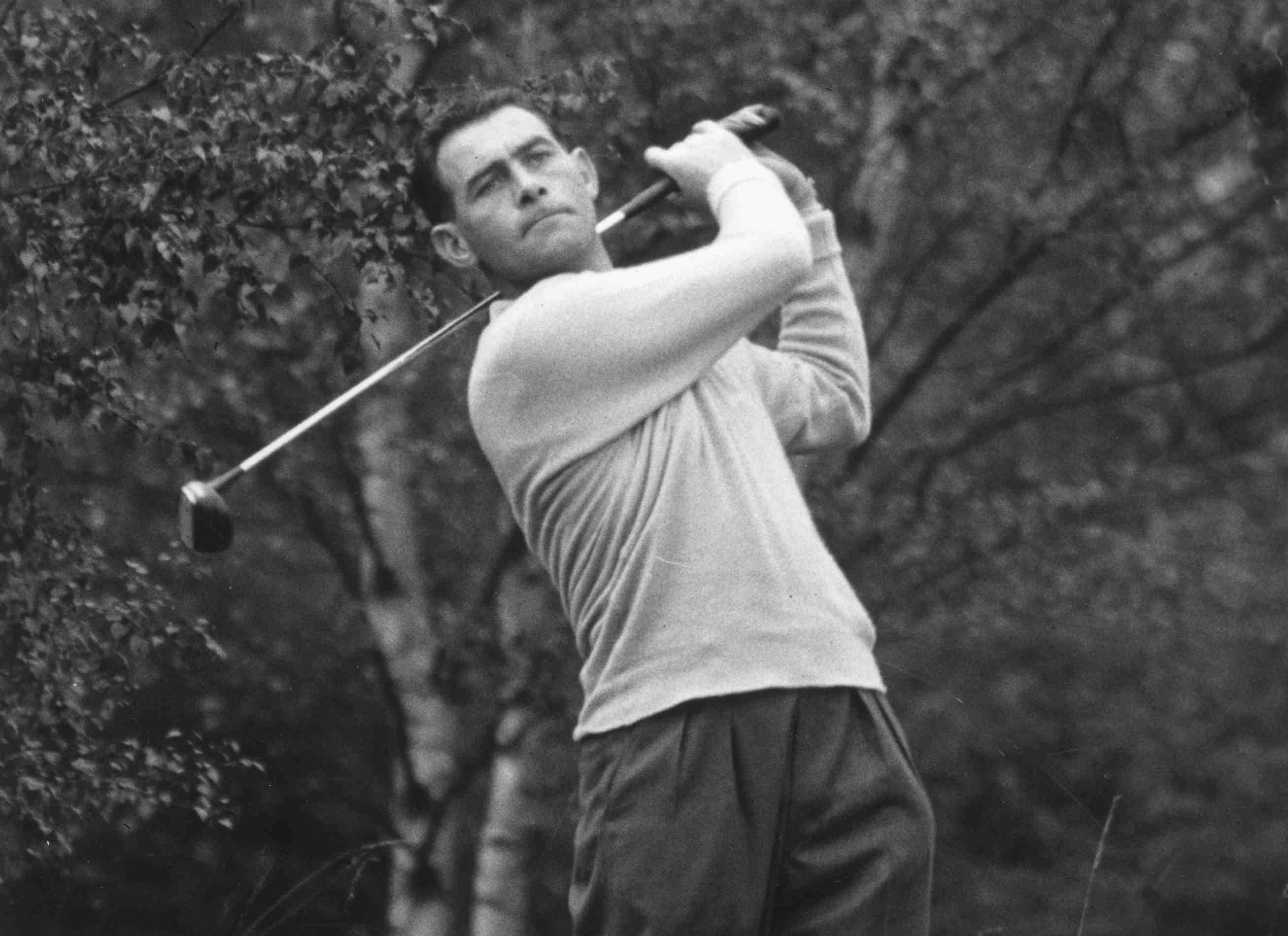 Christy O'Connor Sr. in 1957