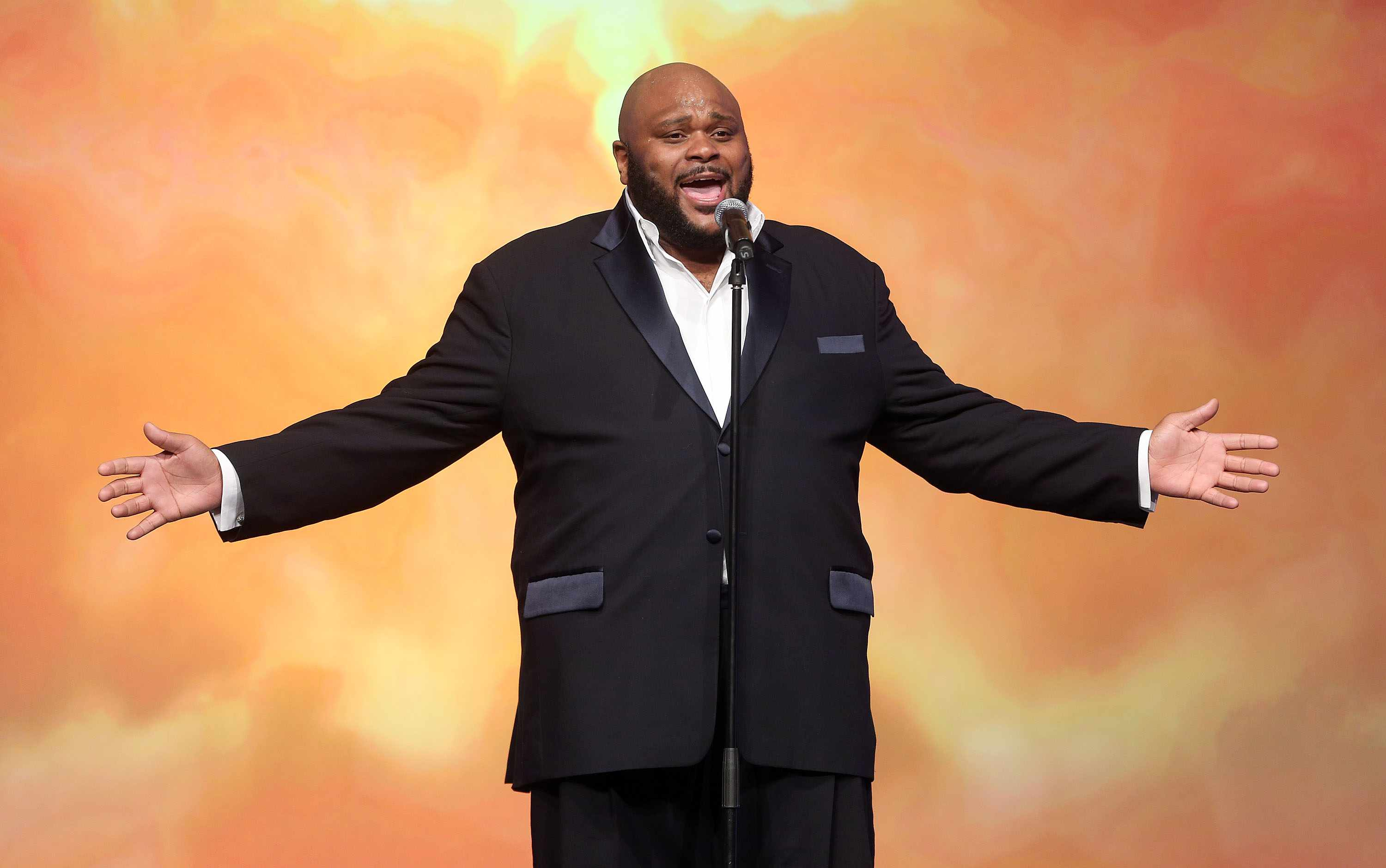 Ruben Studdard 21st Annual Movieguide Awards - Show