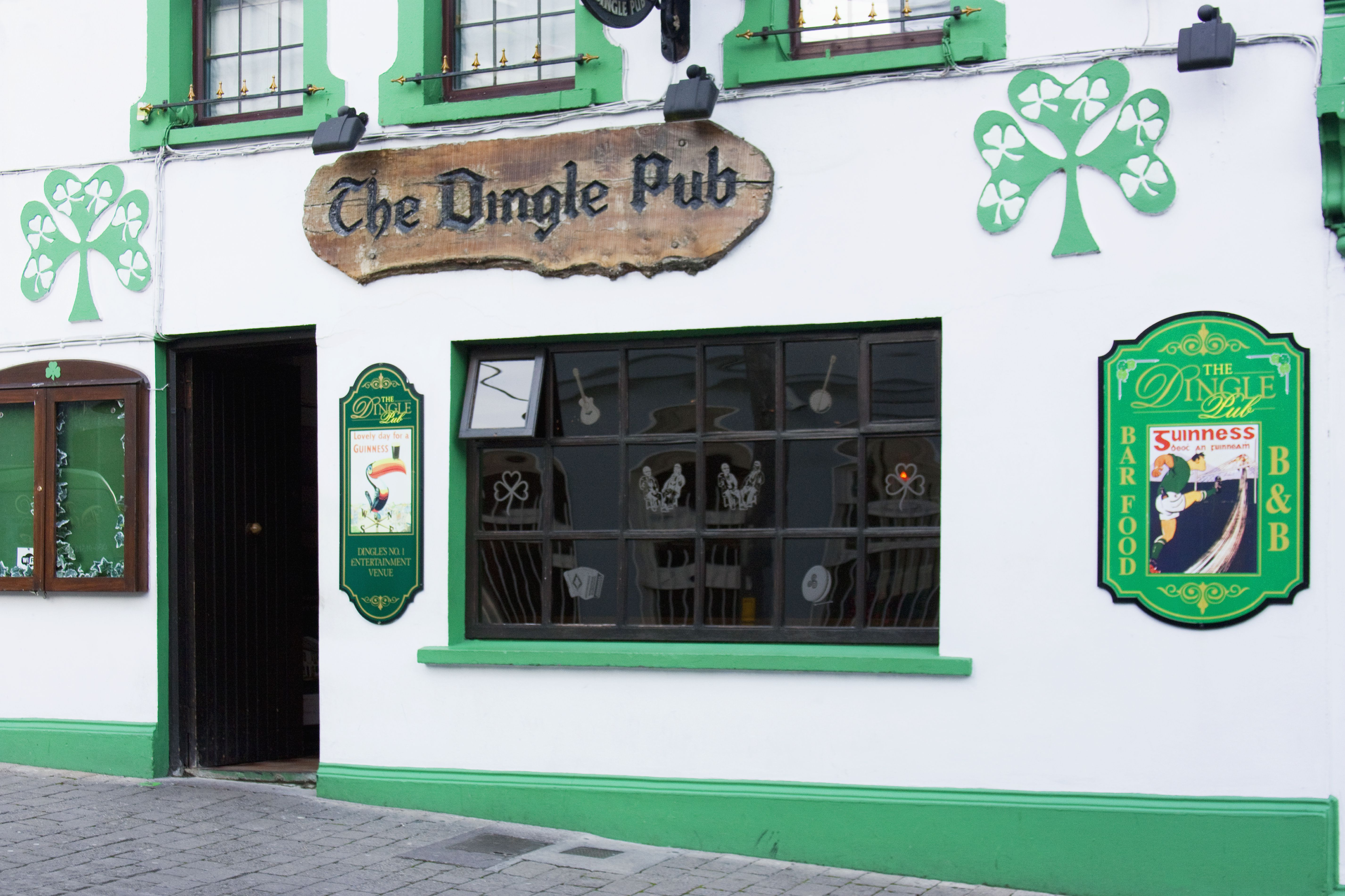 The Dingle Pub; Dingle Town, County Kerry, Ireland
