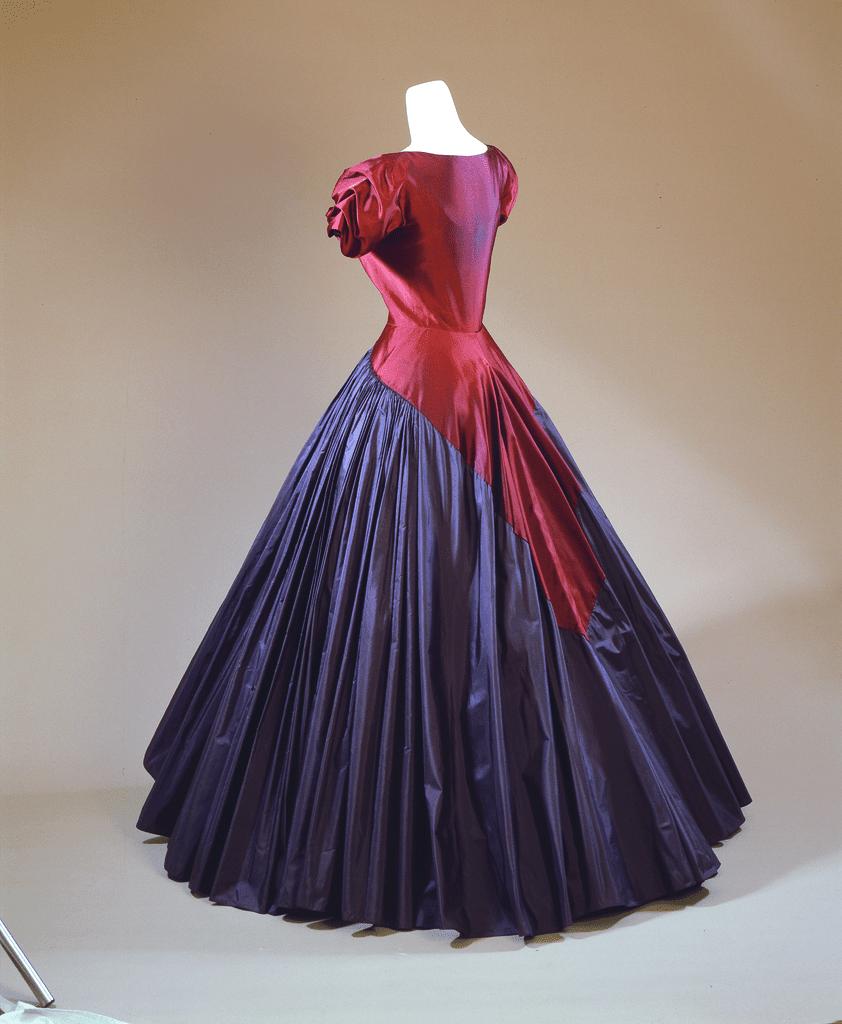 Madame Grès evening dress