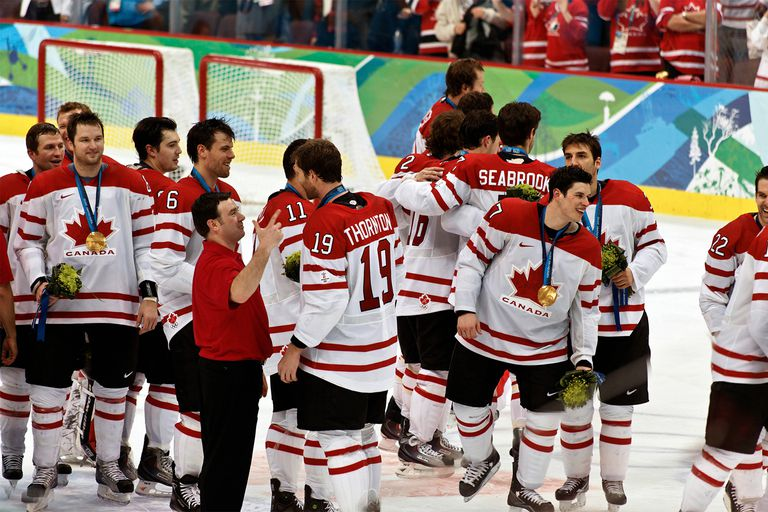 Olympic Ice Hockey Medal Winners