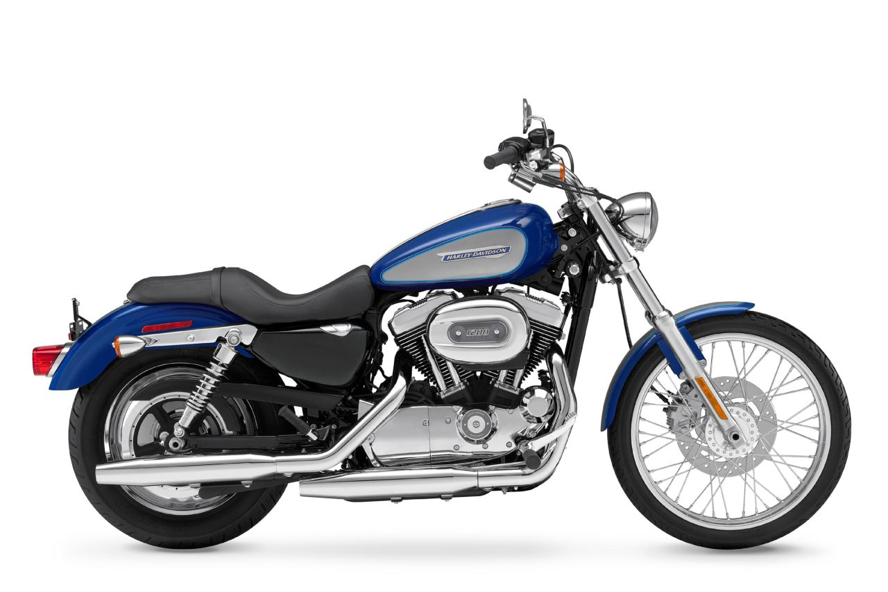 2009 Harley-Davidsons Sportster XL1200C