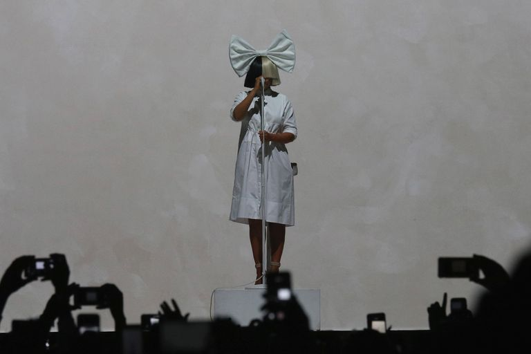 SIA 'Nostalgic For The Present' Tour - Auckland