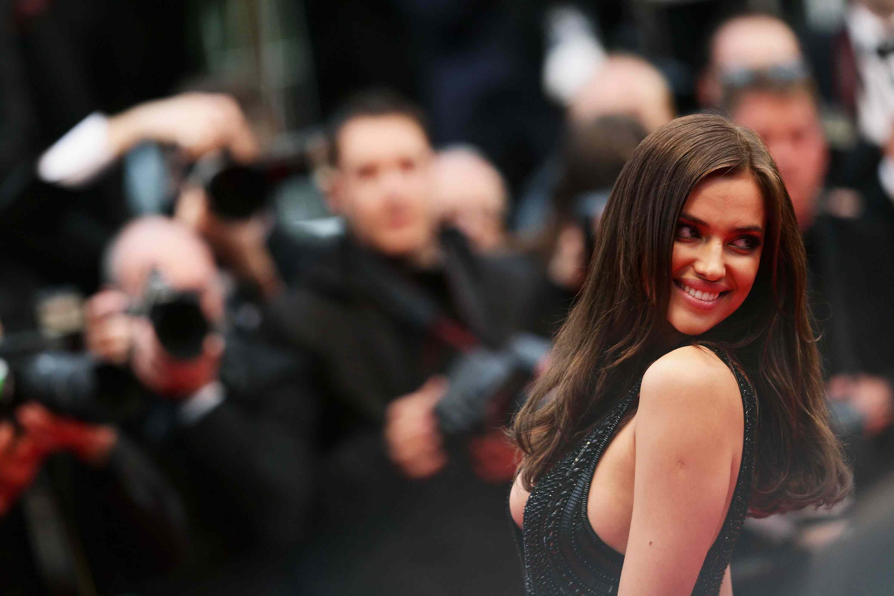 Irina Shayk at 'All Is Lost' Premiere - The 66th Annual Cannes Film Festival