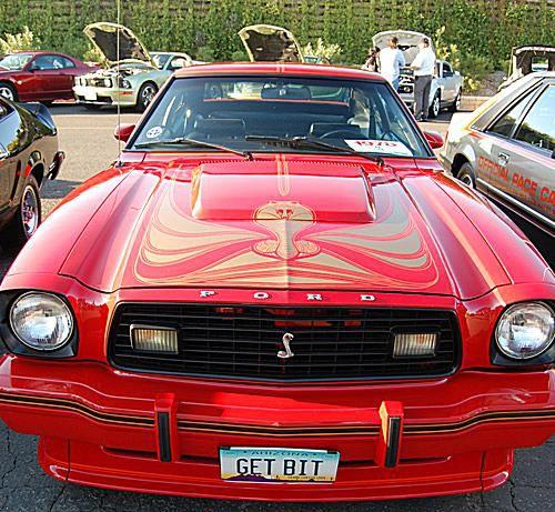 1978 King Cobra Mustang