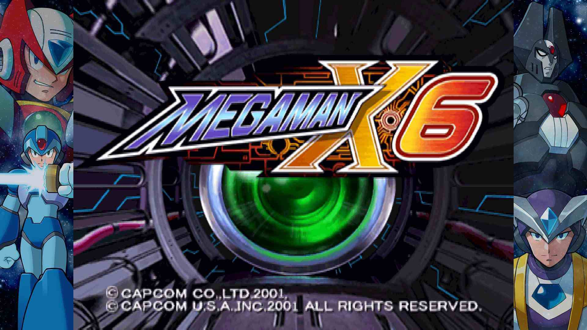 Mega Man X6 was released for multiple platforms in 2001.