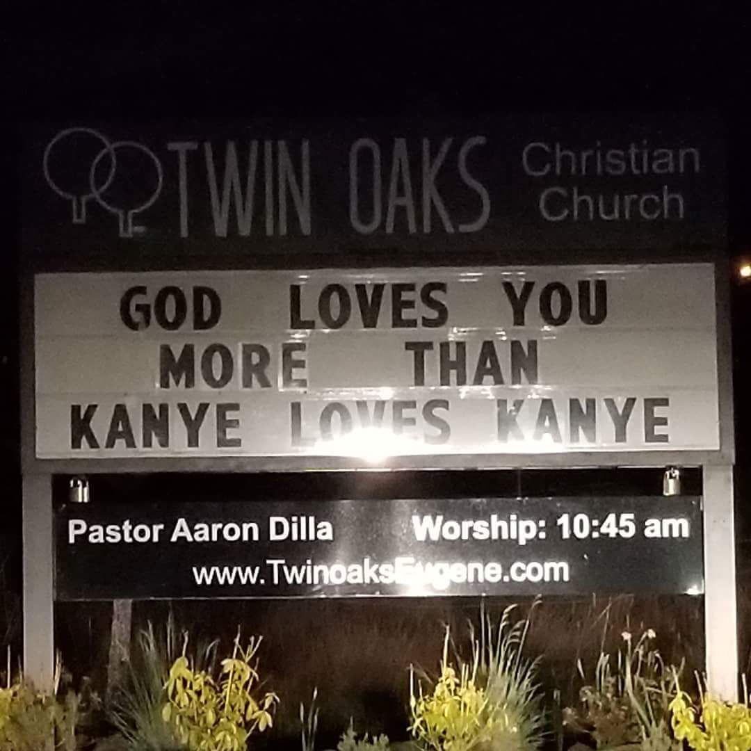 These 18 Funny Church Signs Are A Blessing To Us All