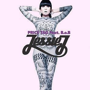 "Jessie J featuring B.o.B. - ""Price Tag"""