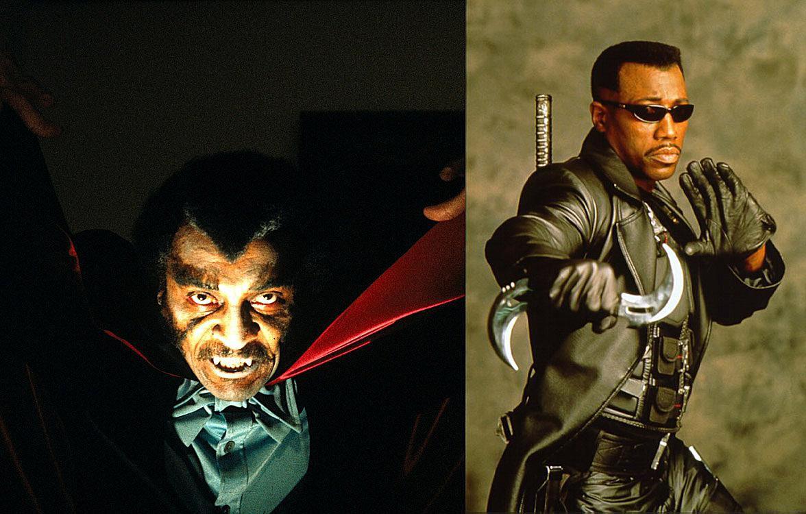 Horror Movie Crossovers: Blacula vs. Blade