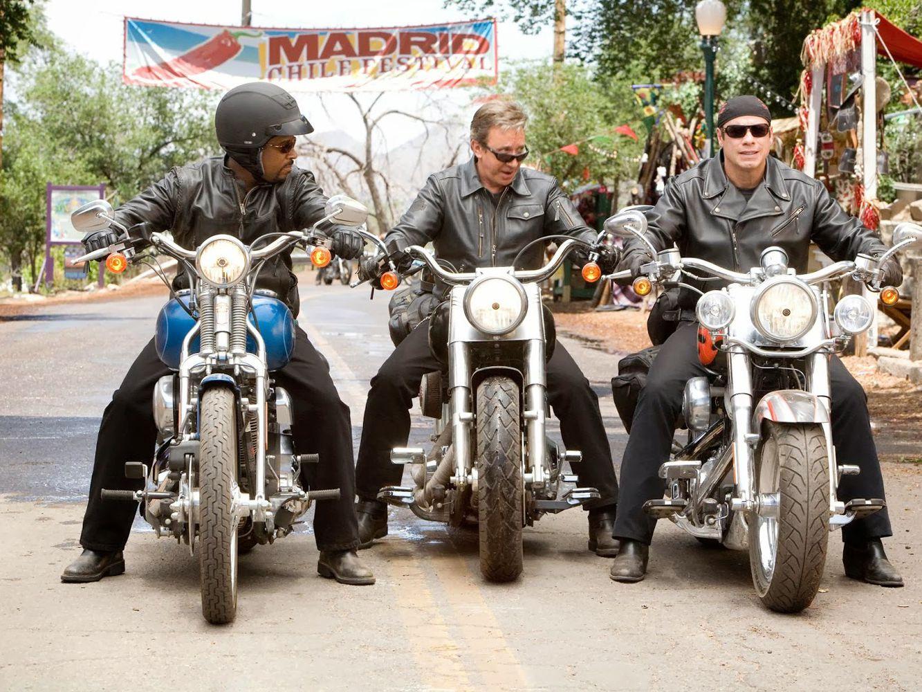 Wild Hogs 2 Bachelor Ride