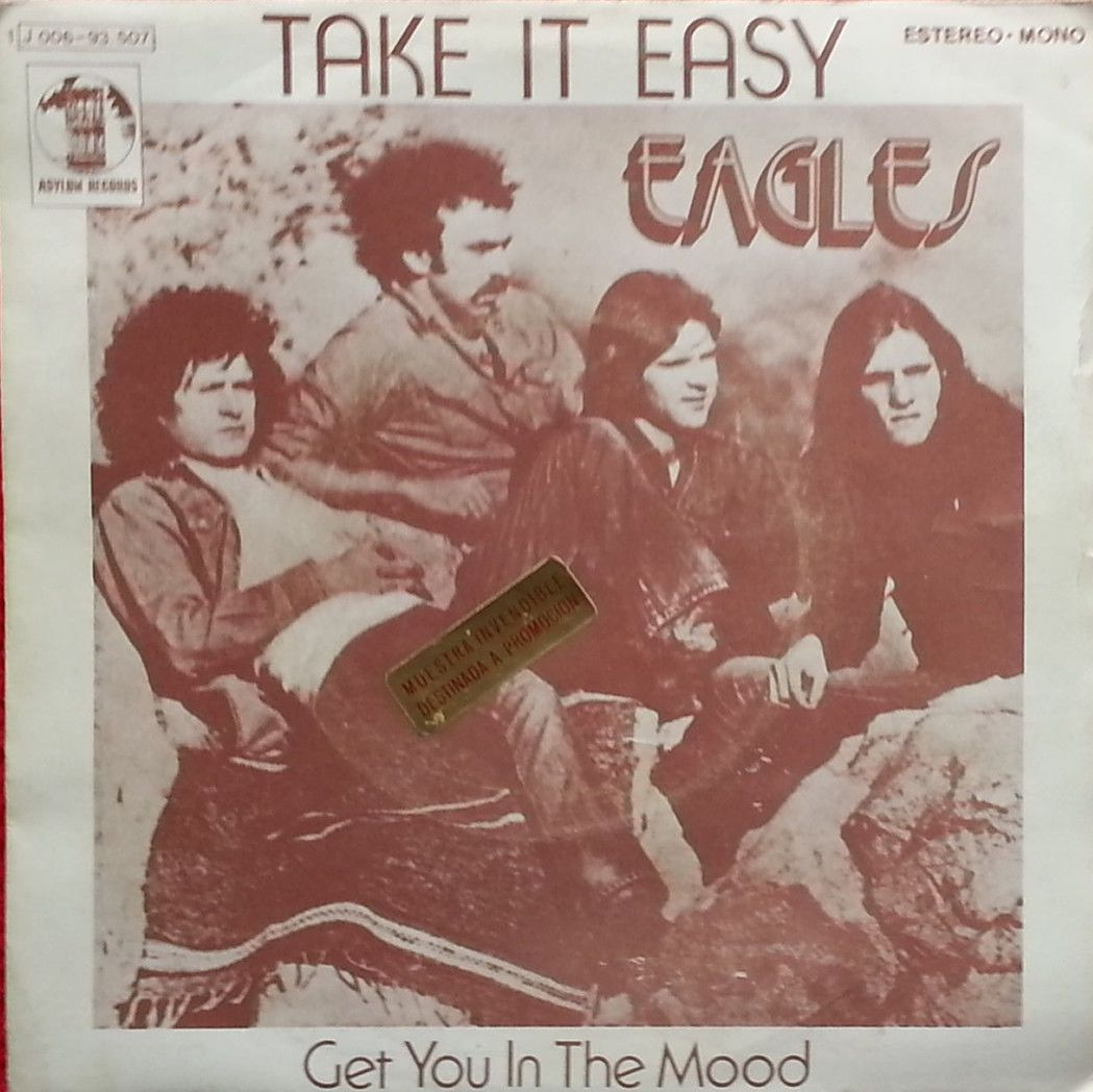 Eagles Take It Easy
