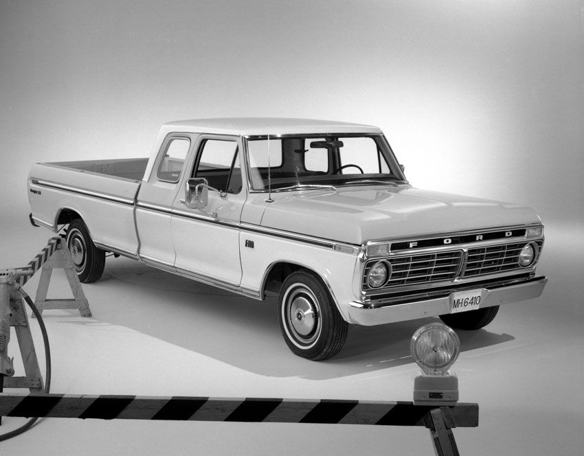 1974 Ford F-150 SuperCab