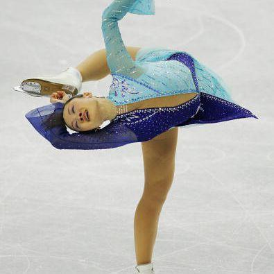 2006 Olympic Figure Skating Champion Shizuka Arakawa