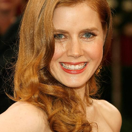 Actress Amy Adams arrives at the 80th Annual Academy Awards on February 24, 2008